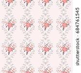 elegant candy trendy pattern in ...   Shutterstock .eps vector #684761545