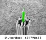 top ranking   green color... | Shutterstock . vector #684798655