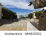 Small photo of alma mater statue in cuba havana