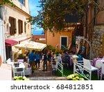 Taormina  Italy  April 24 ...