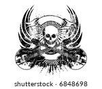 rock n roll emblem