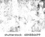 black and white grunge... | Shutterstock . vector #684886699