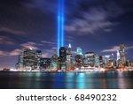 new york city manhattan... | Shutterstock . vector #68490232