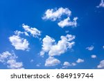 Beautiful Clouds With Blue Sky...