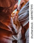 Upper Antelope Canyon  Arizona...