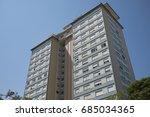 milano marittima  italy   july...   Shutterstock . vector #685034365