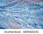Blue Sand Texture