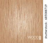 vector dark wooden texture.... | Shutterstock .eps vector #685088719