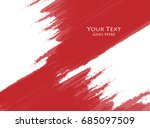 bright grungy background.... | Shutterstock .eps vector #685097509