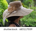 Small photo of Lady hat