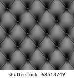 grey leather background. vector ...