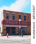 Standin' On The Corner  Winslow ...