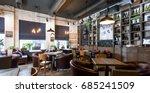 krasnodar russia   april  2017  ... | Shutterstock . vector #685241509