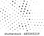 abstract halftone dotted... | Shutterstock .eps vector #685345219