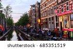 amsterdam  netherlands   may 27 ...   Shutterstock . vector #685351519