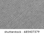 embossed paper background  gray ... | Shutterstock . vector #685407379