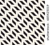vector seamless pattern. modern ...   Shutterstock .eps vector #685425019