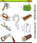 cartoon vector illustration of... | Shutterstock .eps vector #685428265