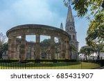 guadalajara architecture    Shutterstock . vector #685431907