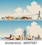 ζώα,φυλές,αν,περίθαλψη,χρώμα,πολύχρωμο,ελέγχου,αντίγραφο χώρου,στοιχείο σχεδίασης,σκύλων,στοιχείο,άσκηση,πρώτο πλάνο,γραφικό,ομάδα