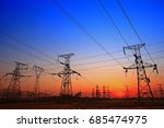pylon | Shutterstock . vector #685474975