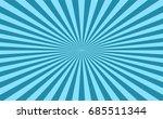 sunburst or sun rays | Shutterstock .eps vector #685511344