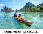 semporna sabah malaysia apr 23...   Shutterstock . vector #685557331