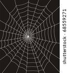 spider web | Shutterstock .eps vector #68559271