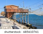 Traditional Fishing Station In...