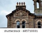 saltaire  yorkshire  uk   july... | Shutterstock . vector #685710331