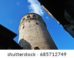 Small photo of galatia tower