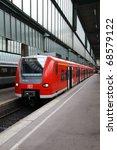 stuttgart   july 24  deutsche...   Shutterstock . vector #68579122
