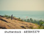 india  goa   november 28  2016  ... | Shutterstock . vector #685845379