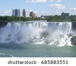 Small photo of Niagara Falls (American falls)