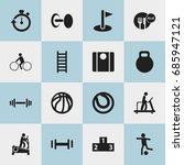 set of 16 editable lifestyle...
