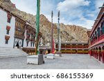 Tibetan Traditional Building O...