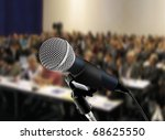 at seminar | Shutterstock . vector #68625550