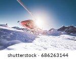top of europe  | Shutterstock . vector #686263144