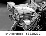Motor Bike Headlight
