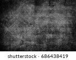 usa flag on a chalkboard | Shutterstock . vector #686438419