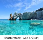 Lalaria beach in skiathos