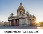 Saint Isaac's Cathedral The...
