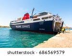 Naxos  Greece  May 20  2017 ...