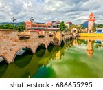 the verona at tuban | Shutterstock . vector #686655295