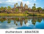 Angkor Wat Temple  Siem Reap ...