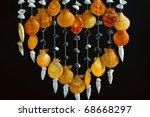 sea shell decor | Shutterstock . vector #68668297