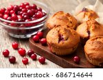 Muffins With Cranberries ...