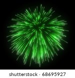 Celebration  Green Festive...