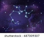 Zodiac Star Sagittarius...