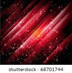 abstract red backgrounds vector - stock vector